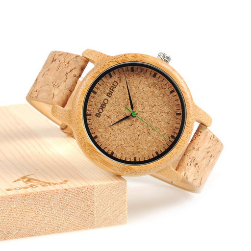 ceas lemn si pluta