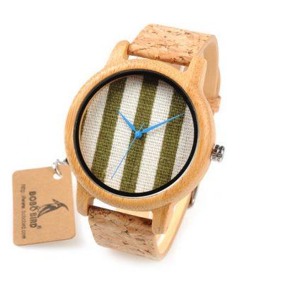 ceas clasic lemn