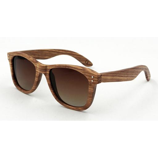 ochelari polarizati din lemn