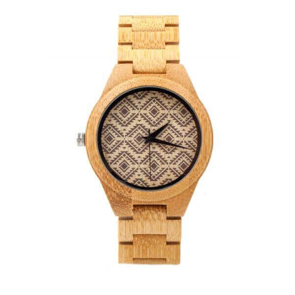 ceas de mana din lemn cadou