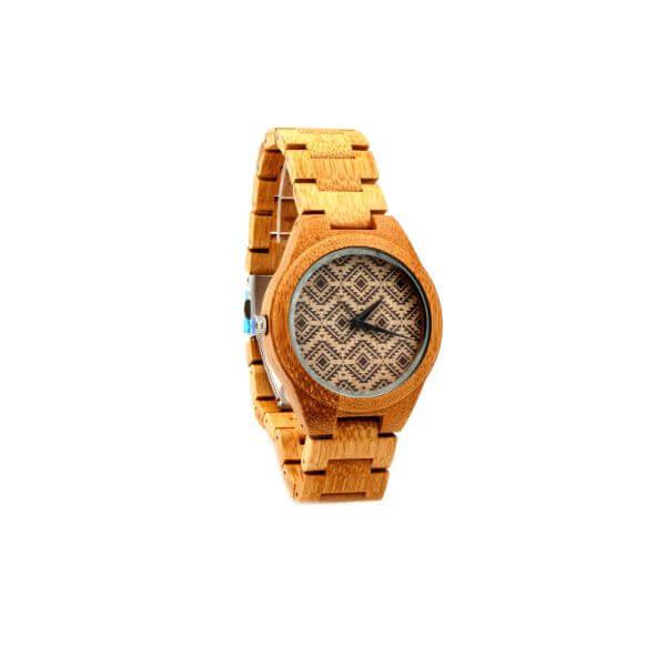 ceas de mana lemn cadou