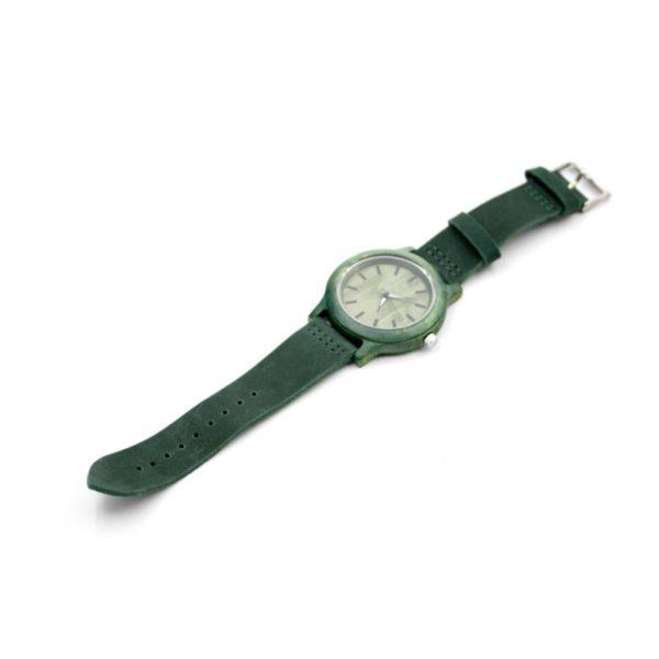 ceas de mana verde
