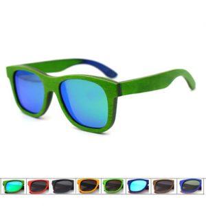 ochelari de soare lemn