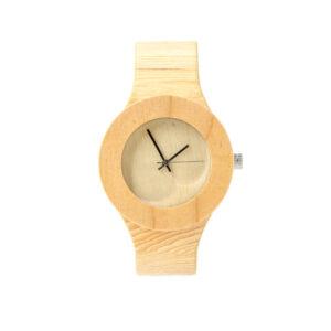 ceas dama de lemn
