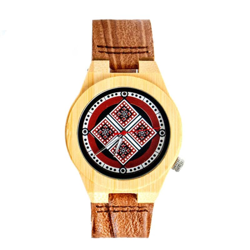 ceas din lemn tradition