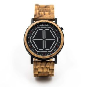 ceas barbatesc lemn
