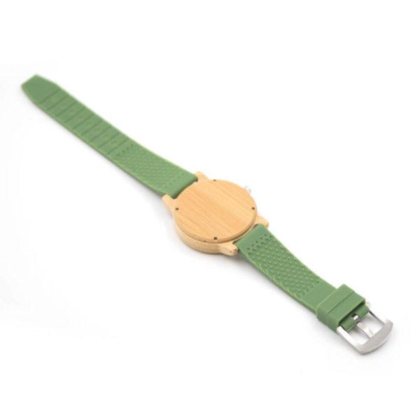 ceas carcasa lemn