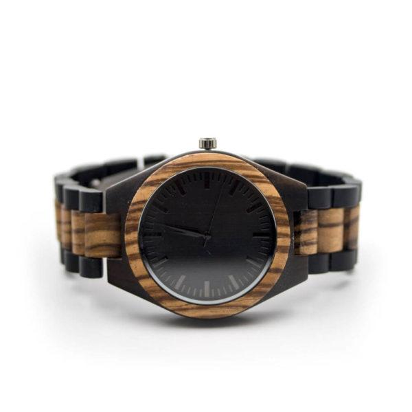 ceas de mana barbati lemn