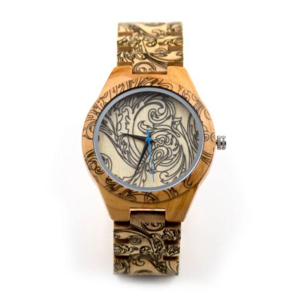 ceas din lemn unisex