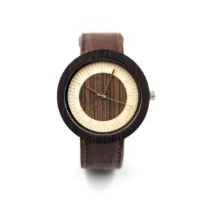 ceas eco din lemn
