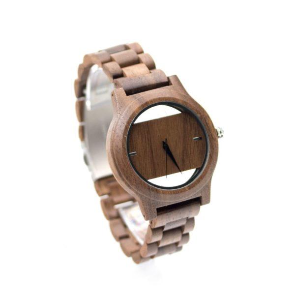ceas inedit lemn