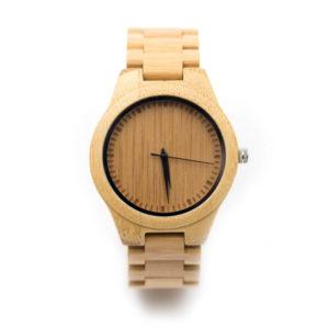 ceas lemn bambus