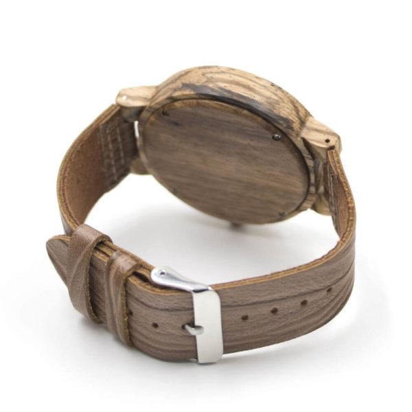 ceas mana zebra wood