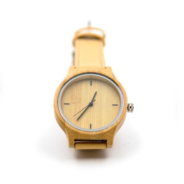 ceas de mana Bambus natural