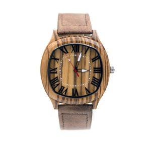 ceas de mana carcasa lemn