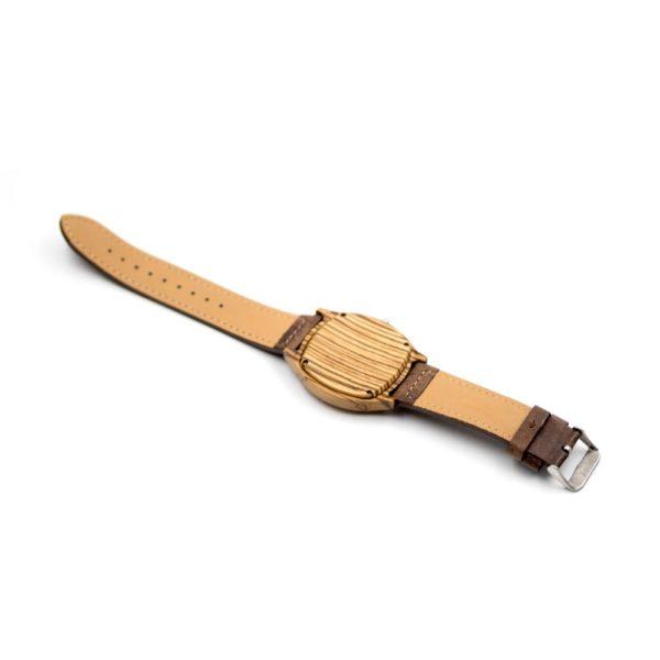 curea ceas lemn