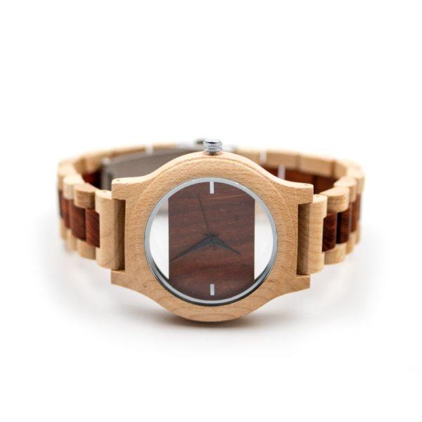 ceas de mana bambus