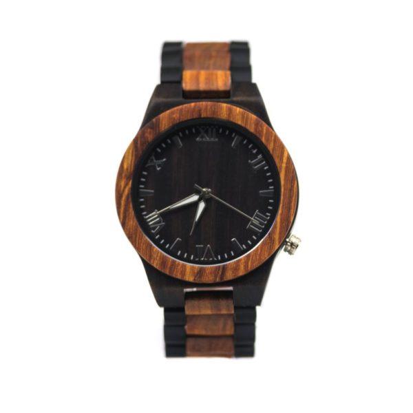 ceas barabati lemn bambus