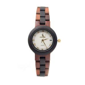 ceas casual din lemn