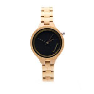 ceas dama din lemn