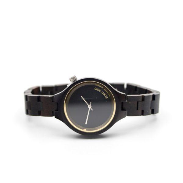 ceas dama negru