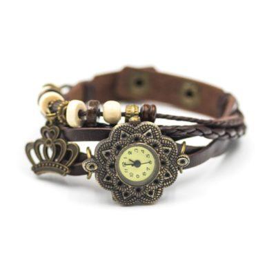 ceas vintage maro