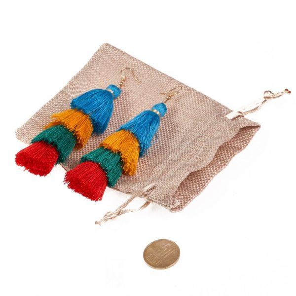 cercei handmade cadou