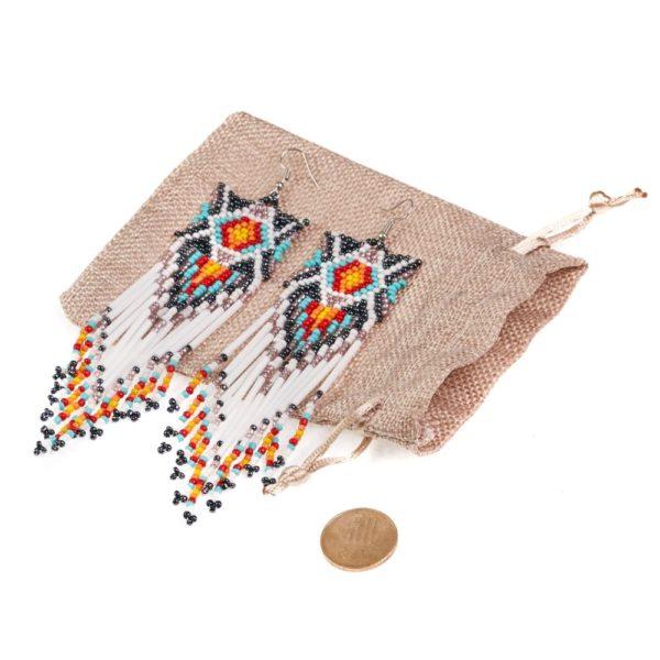 cercei handmade turturi