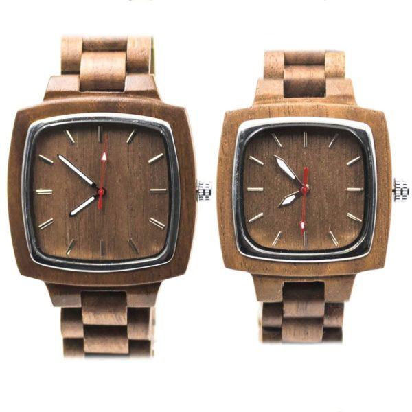 set ceasuri din lemn