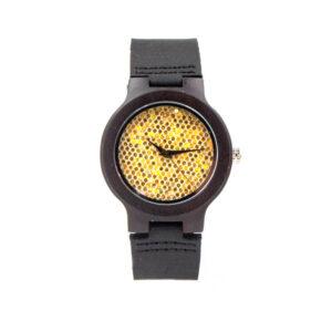 ceas dama negru de mana