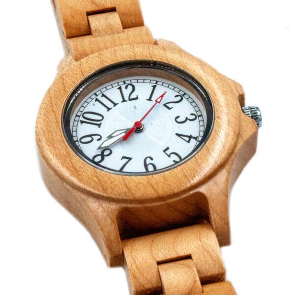 ceas lemn dama