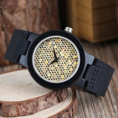 ceas negru dama