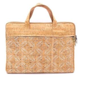 geanta din pluta laptop