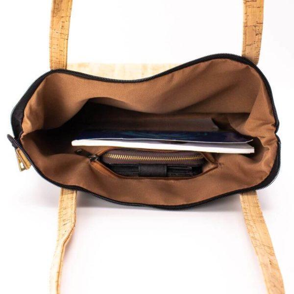 interior de geanta