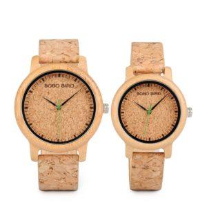 set ceasuri lemn pluta
