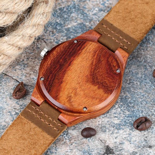 capac ceas lemn