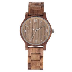 ceas lemn