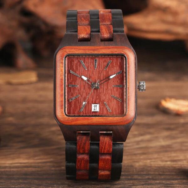 ceas rosu
